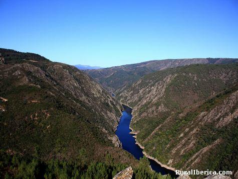 Cañon do Sil desde o Mirador do Duque. Monforte de Lemos, Lugo - Monforte de Lemos, Lugo, Galicia
