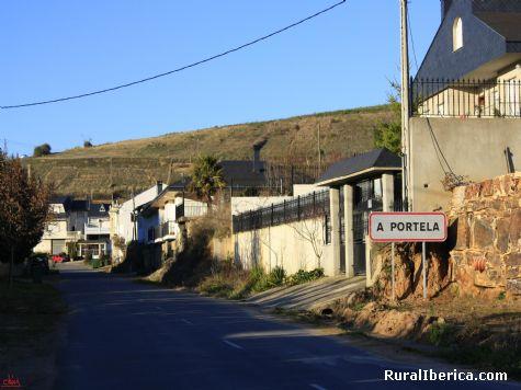A Portela - A PortelaPetín, Orense, Galicia