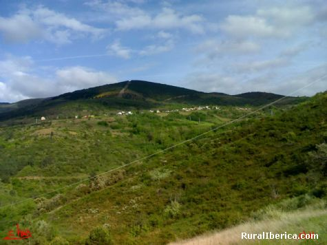 Desde Mones las mejores vistas del valle - Petín, Orense, Galicia