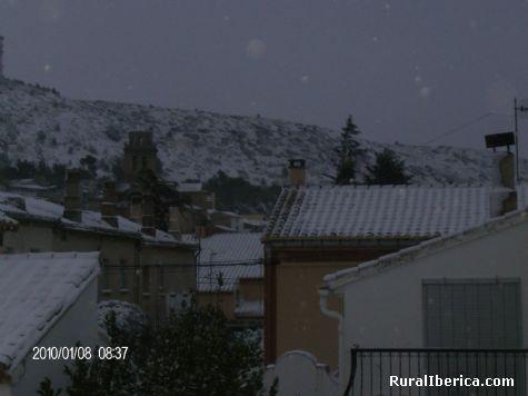 viver con nieve - viver, Castellón, Comunidad Valenciana