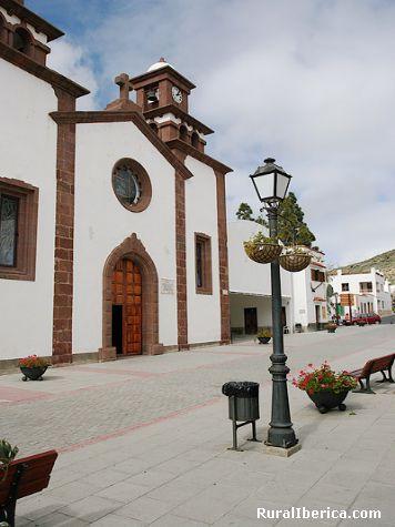 Iglesia de San Nicolás de Tolentino (La Aldea) - La Aldea de San Nicolas, Las Palmas, Islas Canarias