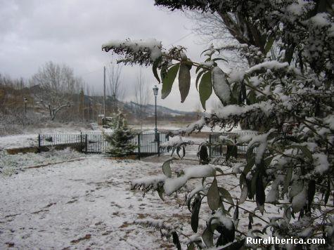 Manto blanco de pascua - Burbáguena, Teruel, Aragón