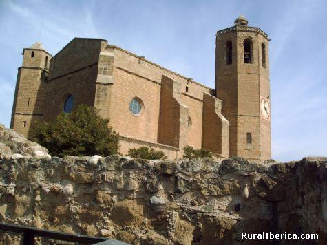 Iglesia Santamaría. Balaguer, Lérida - Balaguer, Lérida, Cataluña