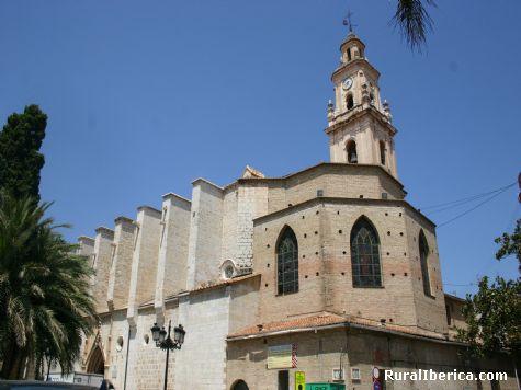 UNA IGLESIA EN GANDIA - GANDIA, Valencia, Comunidad Valenciana