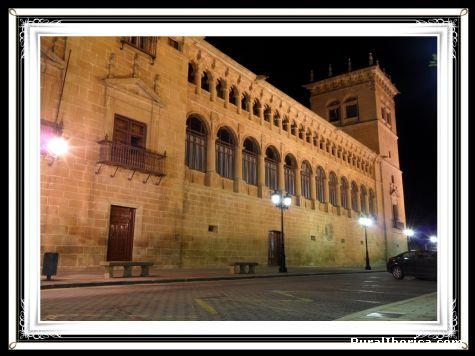 Palacio de los Condes de G�mara. Soria, Castilla y Le�n - Soria, Soria, Castilla y Le�n