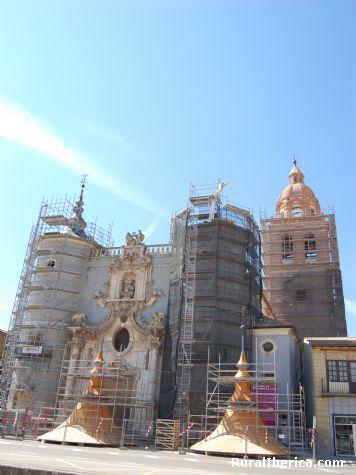 C�pulas nuevas para la iglesia de Rueda - Rueda, Valladolid, Castilla y Le�n