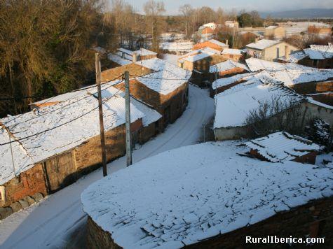 barrio de arriba - Campogrande de Aliste, Zamora, Castilla y León