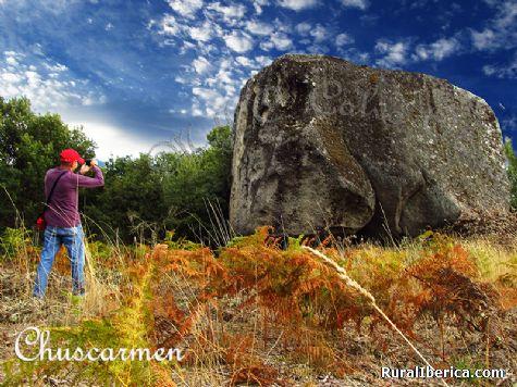 Rocas gigantes - A Veiga, Orense, Galicia