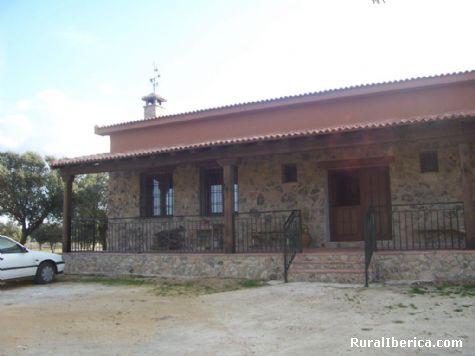 Casa rural el nido del Cuco. Valdeobispo, Badajoz - Valdeobispo, Badajoz, Extremadura
