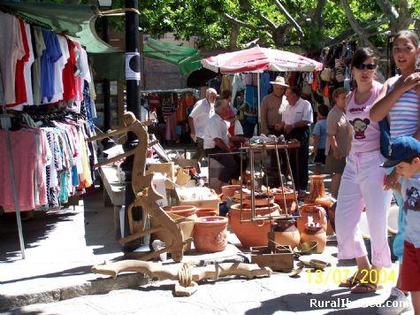 Día de mercado. Piedrahita. Ávila - Piedrahíta, Ávila, Castilla y León
