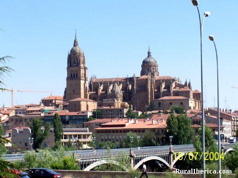 Vista de Salamanca - Salamanca, Salamanca, Castilla y León