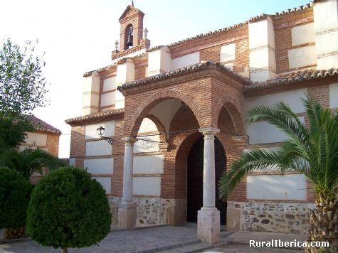 Santuario de nuestra Señora de la Cabeza, Torrenueva - Torrenueva, Ciudad Real, Castilla la Mancha