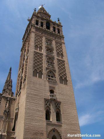 La Giralda. Sevilla, Andalucía - Sevilla, Sevilla, Andalucía