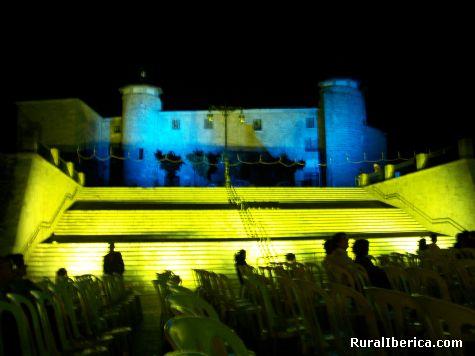 Palacio Ducal en la Noche Veneciana. Béjar, Salamanca - Béjar, Salamanca, Castilla y León