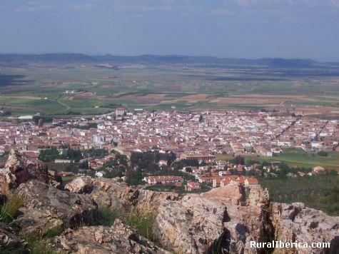 Almodovar del Campo - almodovar, Ciudad Real, Castilla la Mancha