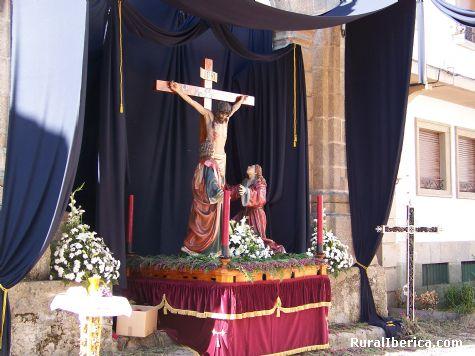 Celebraci�n del Corpus Iglesia de San Juan. B�jar, Salamanca - B�jar, Salamanca, Castilla y Le�n
