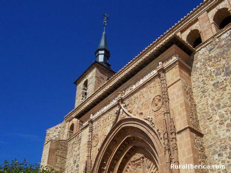 Parroqia Santiago el Mayor, Torrenueva - Torrenueva, Ciudad Real, Castilla la Mancha