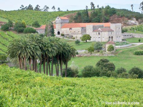 Pazo Baion. Baion (Vilanova Arousa), Pontevedra - Baion (Vilanova Arousa), Pontevedra, Galicia