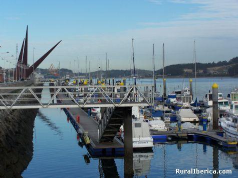 Aviles Puerto deportivo - Aviles, Asturias, Asturias