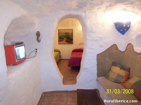 Las Cuevas del Pataseca - Gorafe, Granada, Andalucía