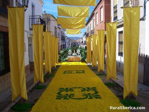 Corpus Christi. Torrenueva, Ciudad Real - Torrenueva, Ciudad Real, Castilla la Mancha