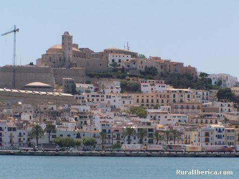 Puerto de Ibiza. Ibiza, Islas Baleares - Ibiza, Baleares, Islas Baleares