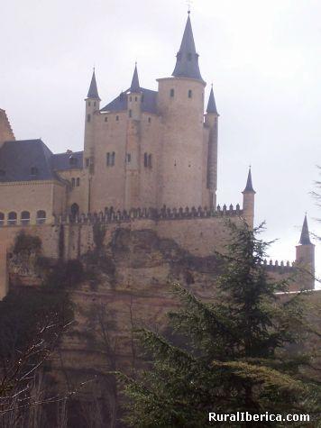 Alcazar de Segovia. Segovia, Castilla y León - Segovia, Segovia, Castilla y León