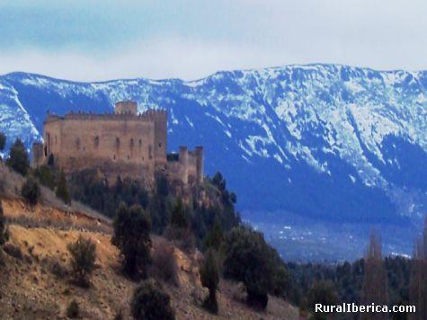 Castillo de Pedraza. Pedraza, Segovia - Pedraza, Segovia, Castilla y León