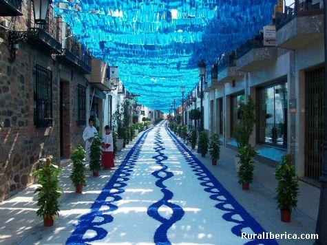 Corpus Christi 2007. Torrenueva, Ciudad Real - Torrenueva, Ciudad Real, Castilla la Mancha