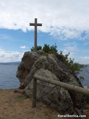 Cruz. Rianxo, La Coruña - Rianxo, La Coruña, Galicia