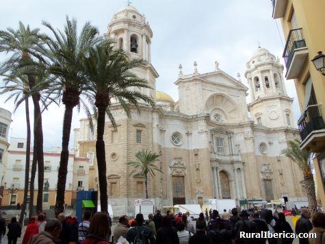 Catedral de Cádiz - Cádiz, Cádiz, Andalucía