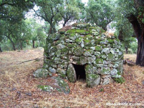 Esta en UTM X736655.73 Y4449745.39 - Santibañez el Bajo, Cáceres, Extremadura