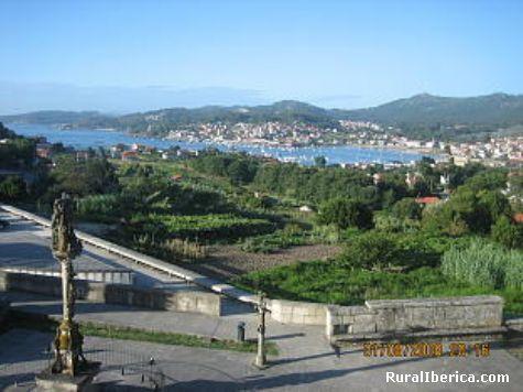 Cruceiro de hio co val de aldan - vigo, Pontevedra, Galicia