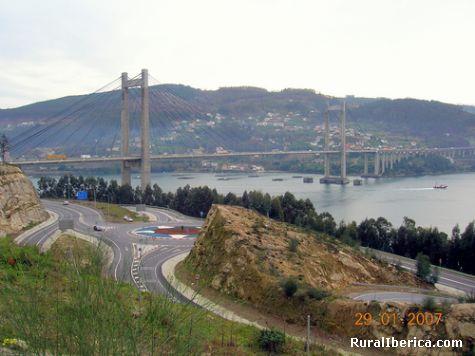 Ponte de rande ria de Vigo - Vigo, Pontevedra, Galicia
