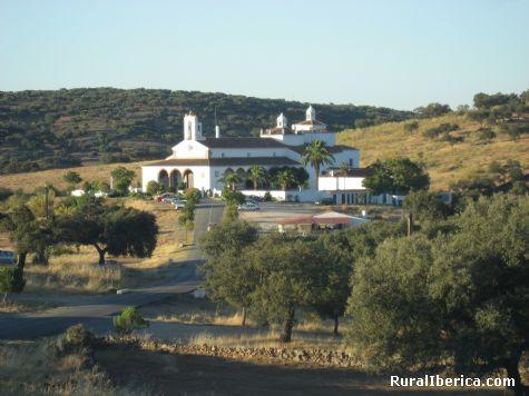 Santuario Santa Maria de los Remedios - Fregenal, Badajoz, Extremadura