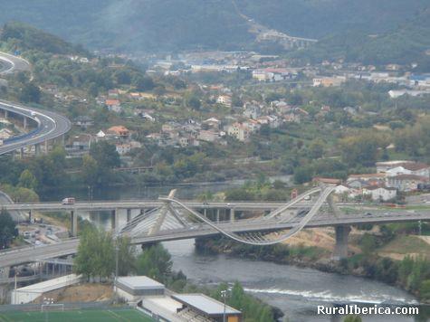 Cidade de Ourense - Ourense, Orense, Galicia