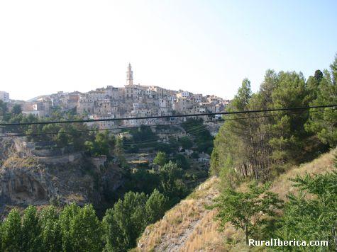 LAS CASAS COLGANTES DE BOCAIRENT - SAN MARTIN DE LA VEGA DEL ALBERCHE, Ávila, Castilla y León