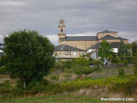 Igrexa de larouco - larouco, , Galicia
