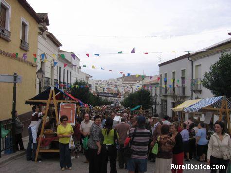 Feria del Queso. Teba, Málaga - Teba, Málaga, Andalucía