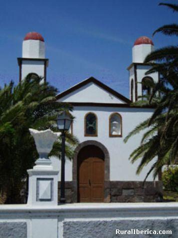 Ermita de las Nieves. - Agaete, Las Palmas, Islas Canarias