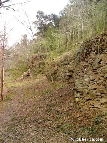 Rutas a las minas de cobre. Petín, Orense - Petín, Orense, Galicia