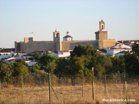 Vista de mi pueblo - Fregenal, Badajoz, Extremadura