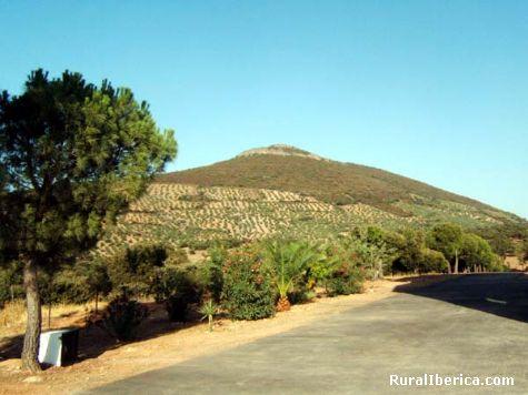 El Morro de Baterno. Baterno, Badajoz - Baterno, Badajoz, Extremadura