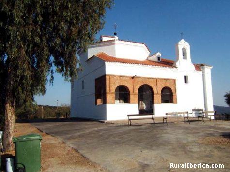 Ermita de La Virgen del Fuego. Baterno, Badajoz - Baterno, Badajoz, Extremadura