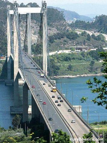 Ponte de Rande - vigo, Pontevedra, Galicia