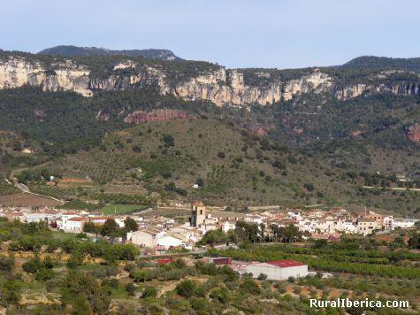 Cornudella de Montsant, El Priotat, Tarragona - Cornudella de Montsant, Tarragona, Catalu�a
