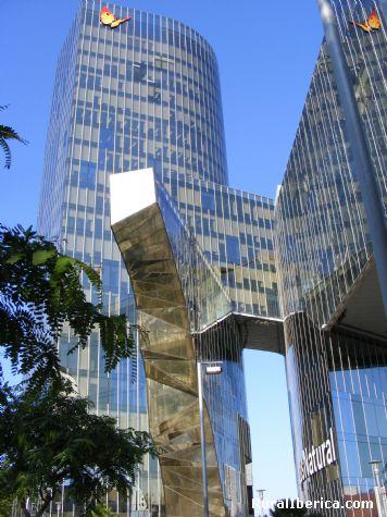 Edificio de Gas Natural, Barcelona - Barcelona, Barcelona, Cataluña