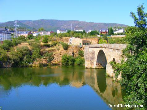Ponte da Cigarrosa, Petín, Ourense - Petín, Orense, Galicia