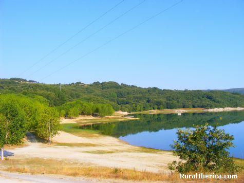 Embalse de Prada. A Veiga, Ourense - A Veiga, Orense, Galicia