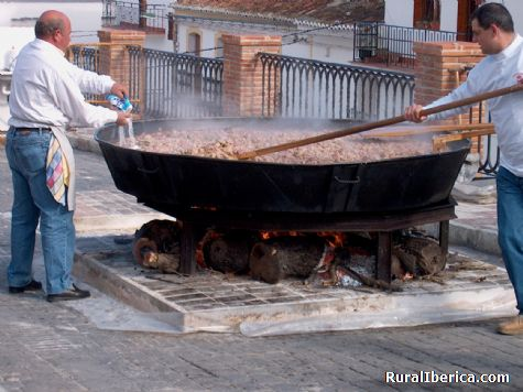 Fiesta de la Matanza - Ardales, Málaga, Andalucía